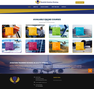 Cranfield Aviation Online